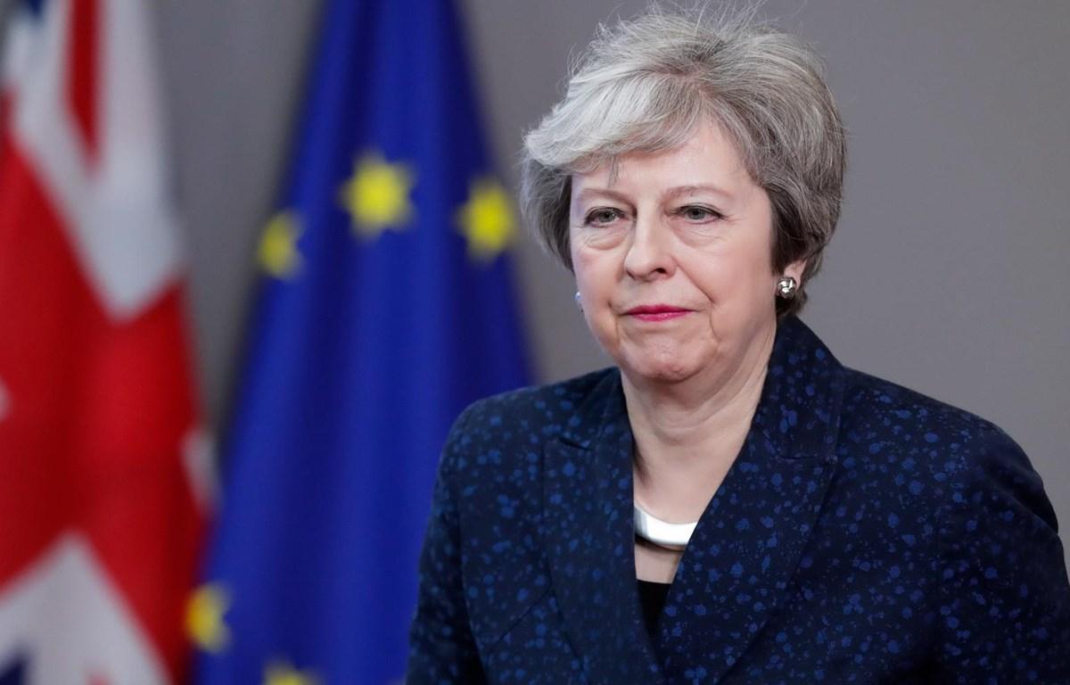 Thủ tướng Anh Theresa May. (Nguồn: The Times)