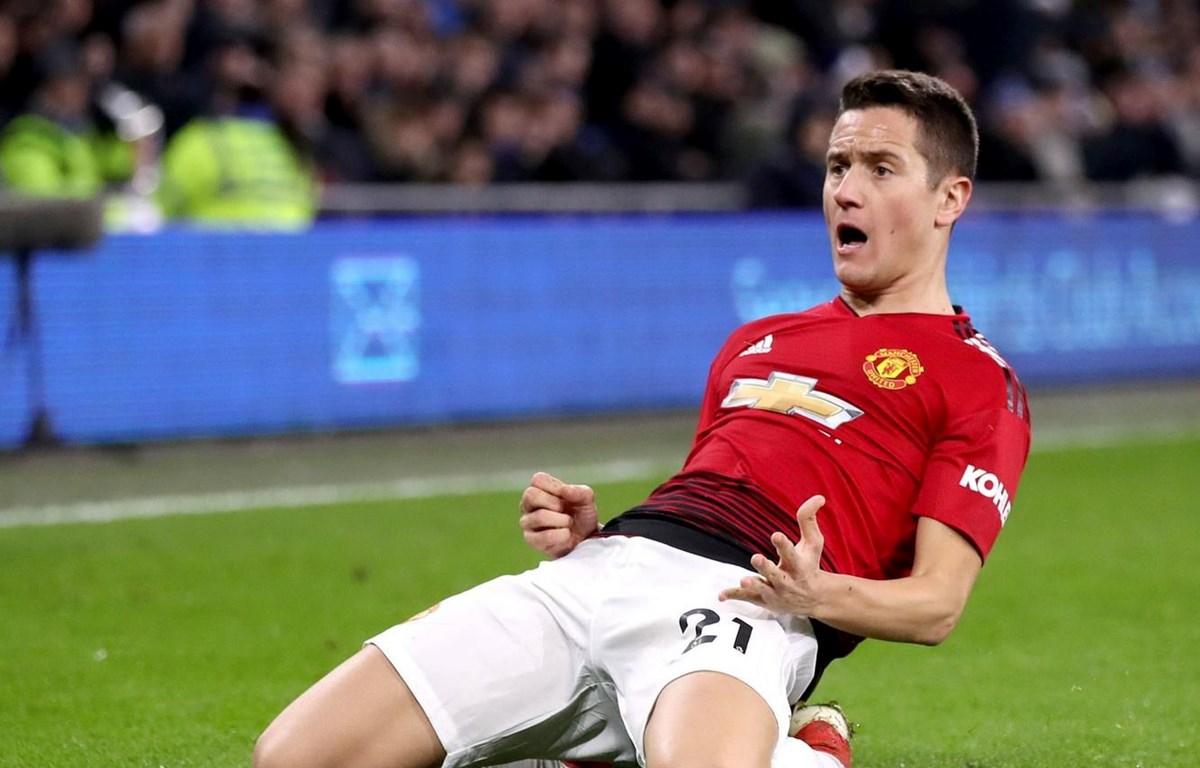 Ander Herrera sắp chia tay Manchester United. (Nguồn: Getty Images)