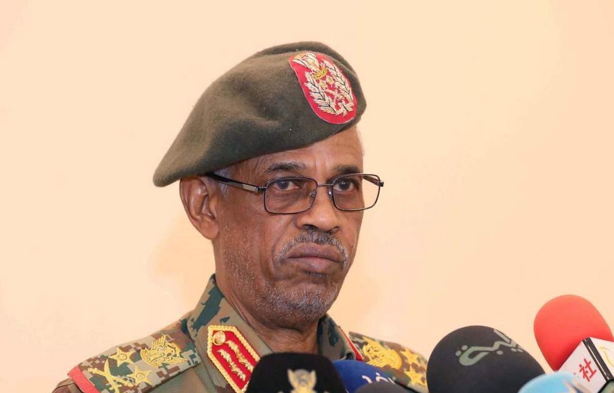 Trung tướng Abdel Fattah Abdelrahman Burhan. (Nguồn: Madote)
