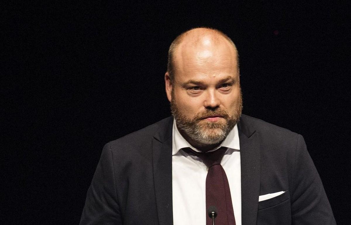 Tỷ phủ Đan Mạch Anders Holch Povlsen. (Nguồn: EPA)