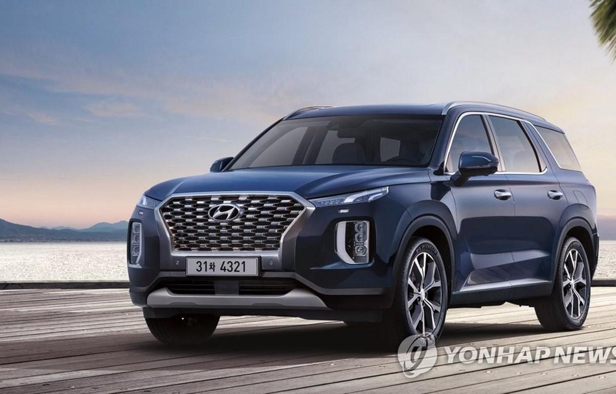 Dòng xe thể thao đa dụng (SUV) của Hyundai. (Nguồn: Yonhap)