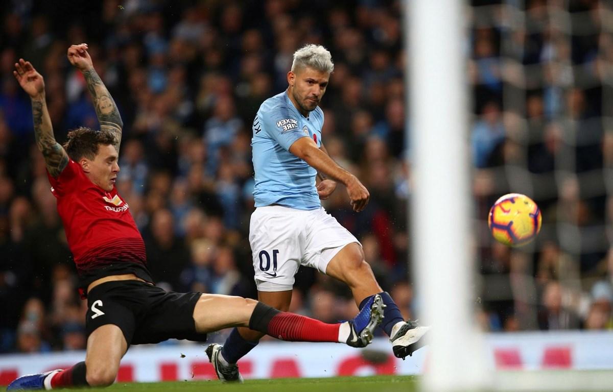 Derby 'sống còn' đối với của Manchester United và Man City. (Nguồn: Getty Images)