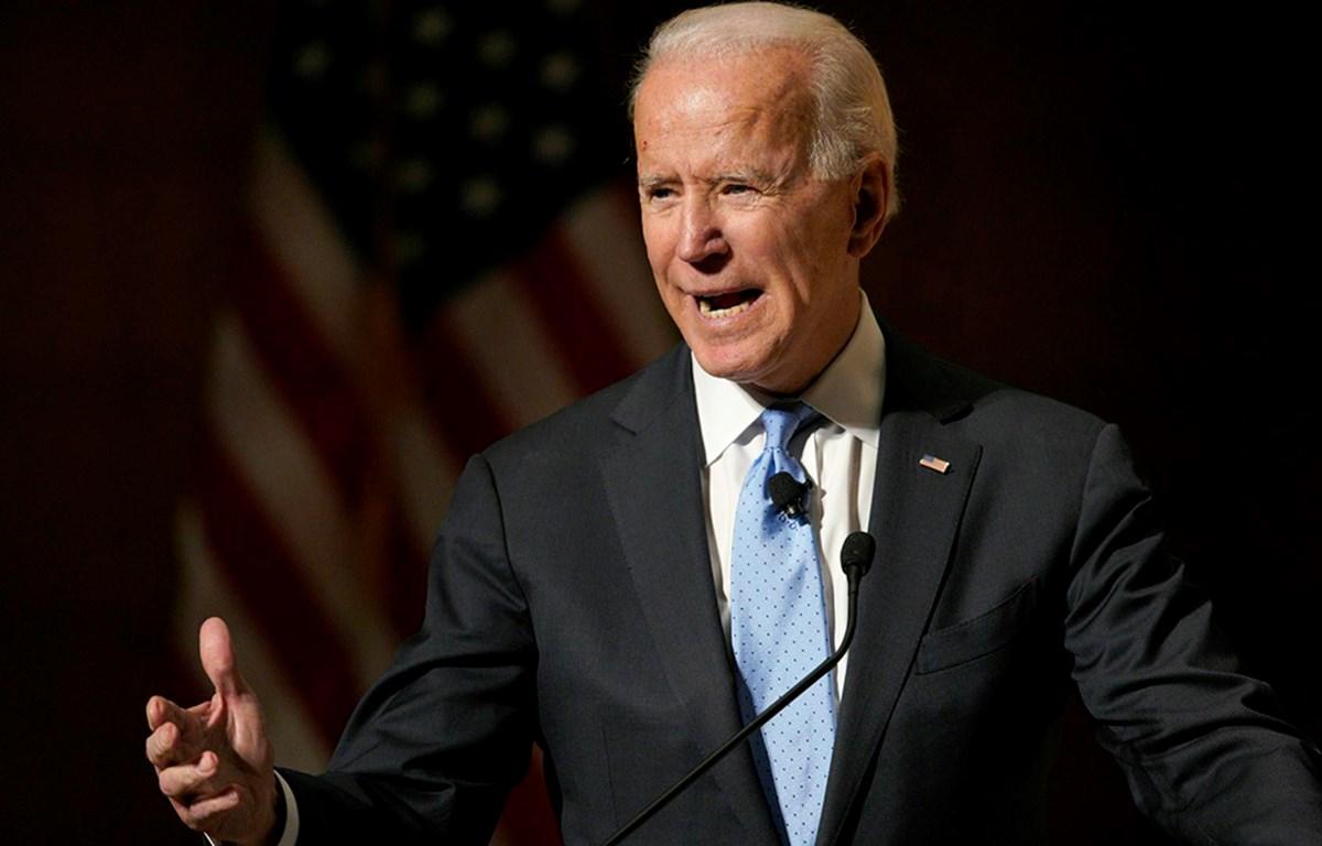 Cựu Phó Tổng thống Mỹ Joe Biden. (Nguồn: AP)