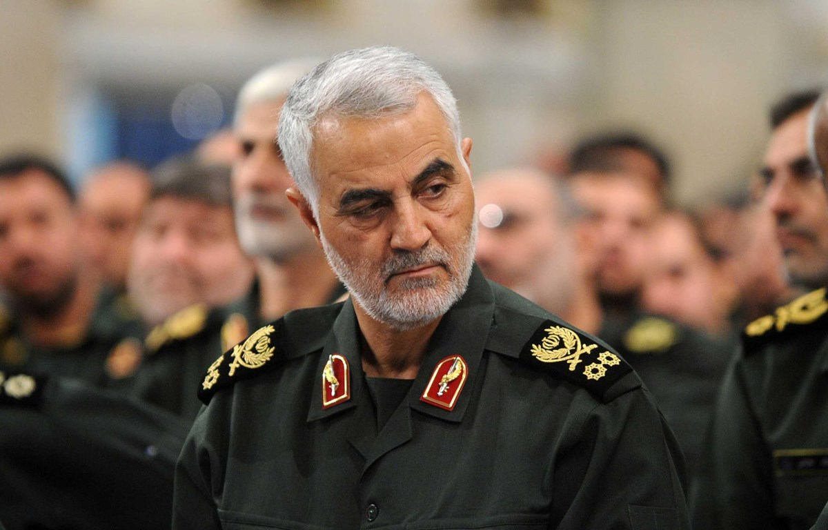 Thiếu tướng Qasem Soleimani. (Nguồn: Time Magazine)