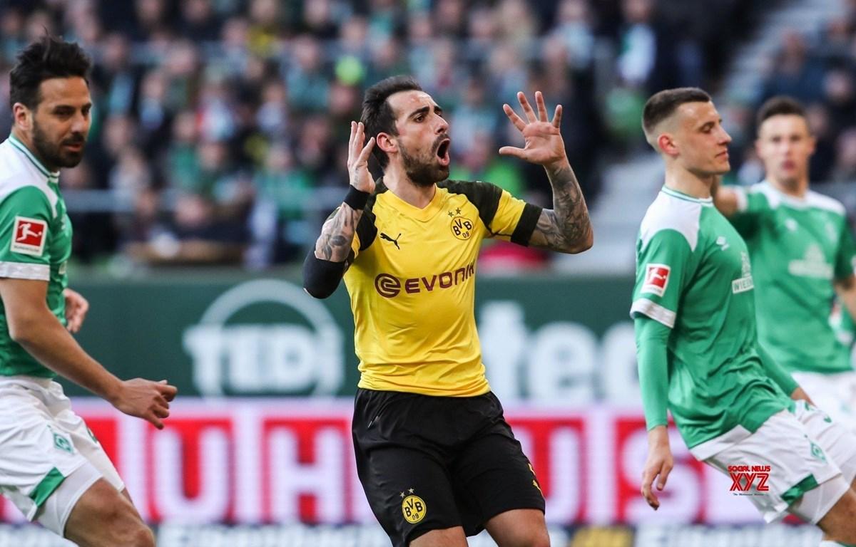 Dortmund đã tự đánh mất tất cả, sau những nỗ lực của họ ở giai đoạn lượt đi. (Nguồn: Social News)