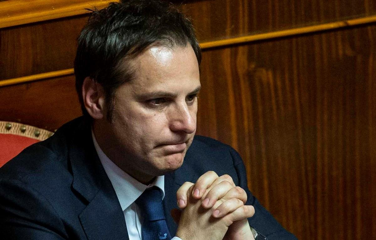 Thứ trưởng Armando Siri bị Thủ tướng Italy sa thải. (Nguồn: Il Primato Nazionale)