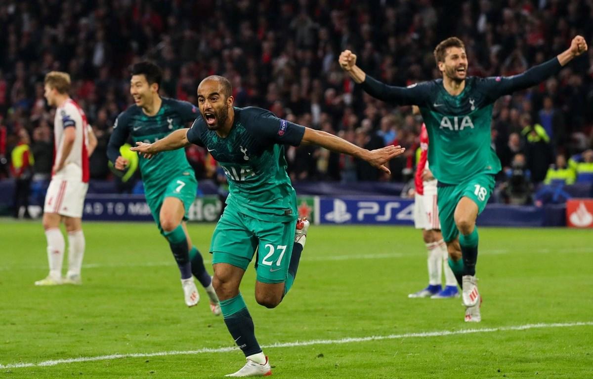 Moura đưa Tottenham vào chung kết Champions League. (Nguồn: Getty Images)