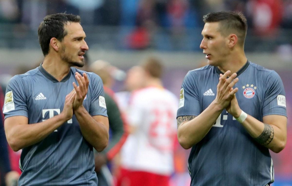 Bayern sẽ phải chờ lượt cuối để quyết định ngôi vương. (Nguồn: Sky)