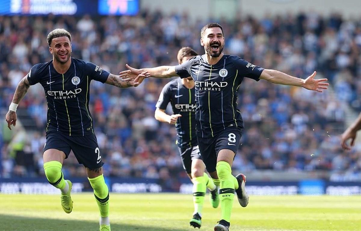 Man City lên ngôi xứng đáng.