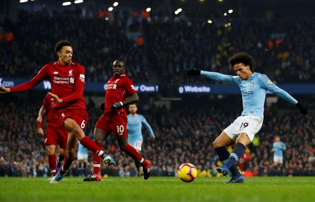 Man City hay Liverpool sẽ đăng quang Premier Leagaue mùa này? (Nguồn: Getty Images)