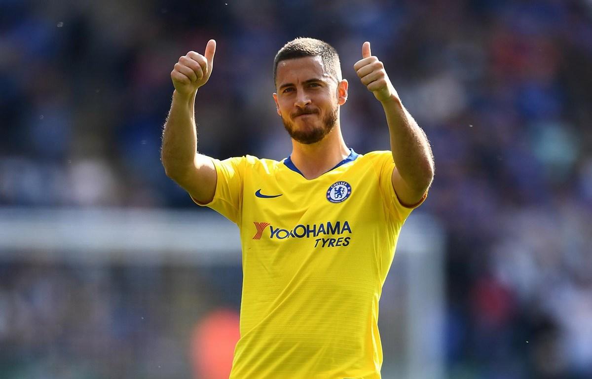 Eden Hazard sắp rời Chelsea. (Nguồn: Getty Images)