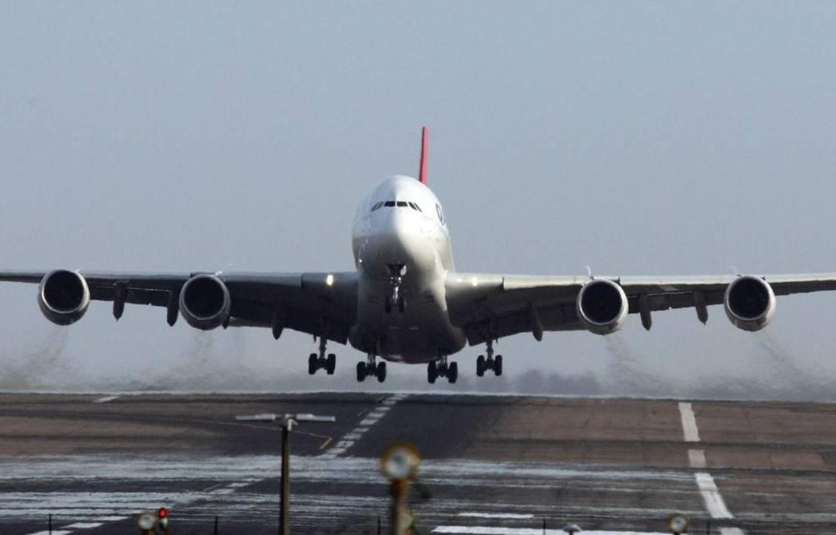 Máy bay của hãng hàng không Australia Qantas. (Nguồn: Getty Images)