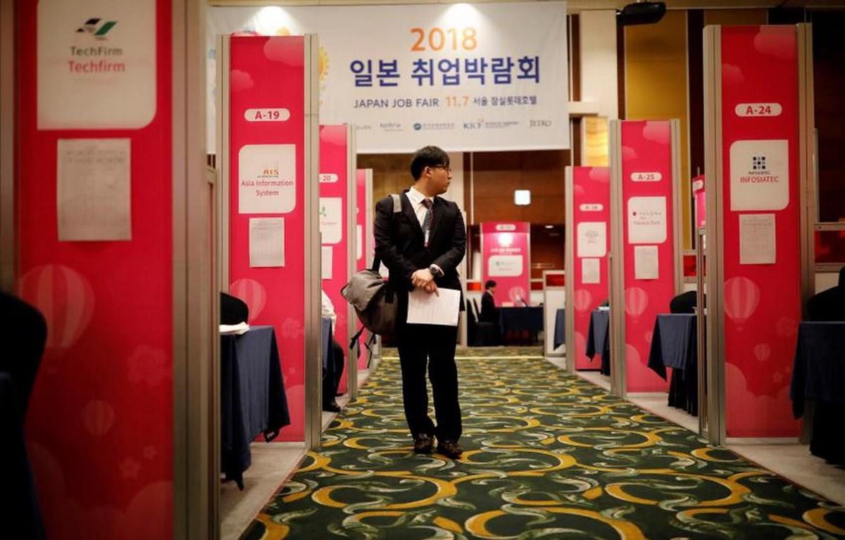 Năm 2018, Hàn Quốc chỉ tạo ra được 97.000 việc làm, con số nhỏ nhất kể từ cuộc khủng hoảng tài chính toàn cầu. (Nguồn: Reuters)