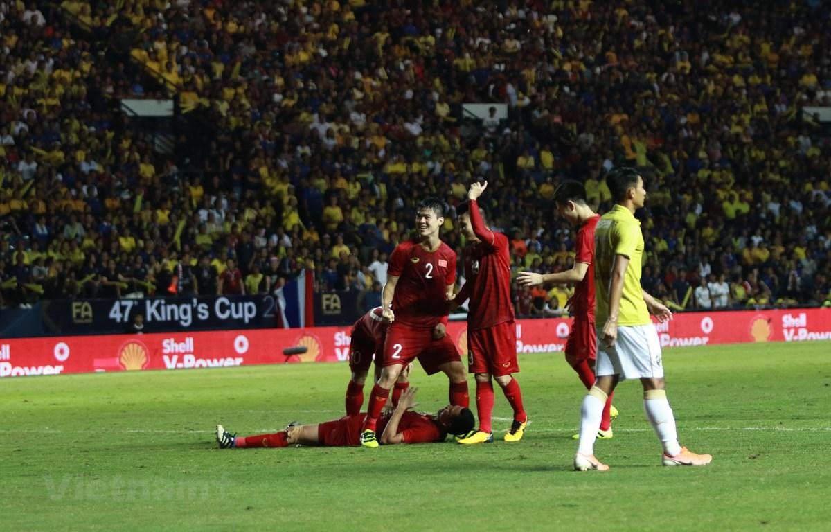 Mục tiêu mà Việt Nam hướng đến là World Cup. (Ảnh: Nguyên An/Vietnam+)