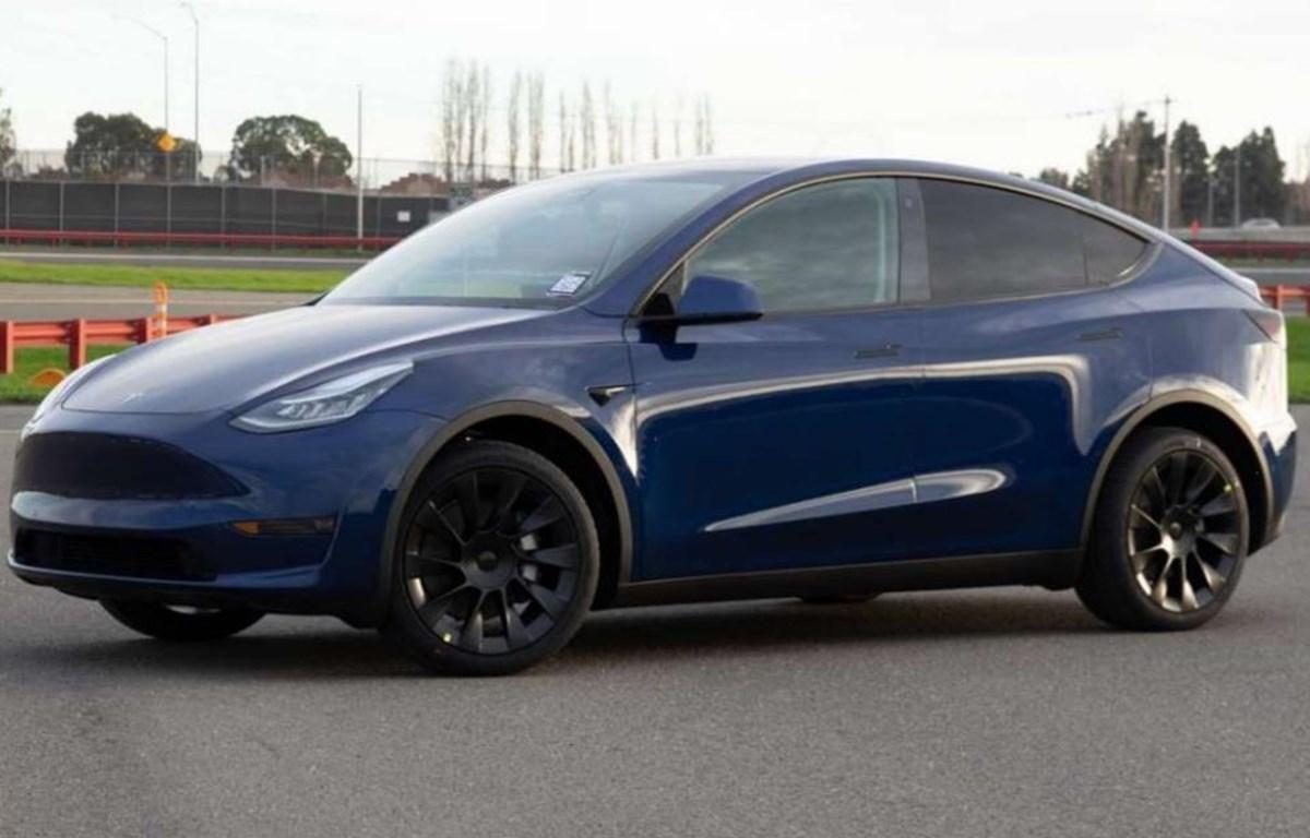 Hình ảnh thực của chiếc SUV điện Tesla Model Y. (Ảnh nguồn: Tesla)