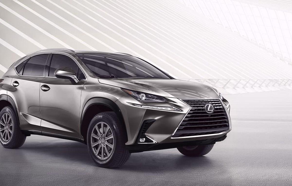 Mẫu SUV hạng sang Lexus NX 300 bản 2020 có giá đắt hơn phiên bản cũ 50 triệu đồng cùng nhiều công nghệ mới. (Ảnh nguồn :Lexus)