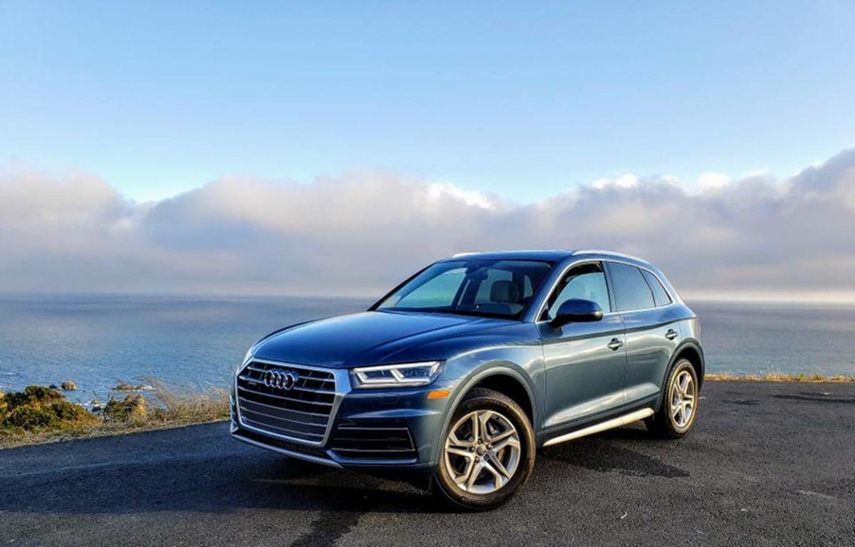 Mẫu xe Audi Q5 phiên bản 2019. (Ảnh nguồn: Audi)