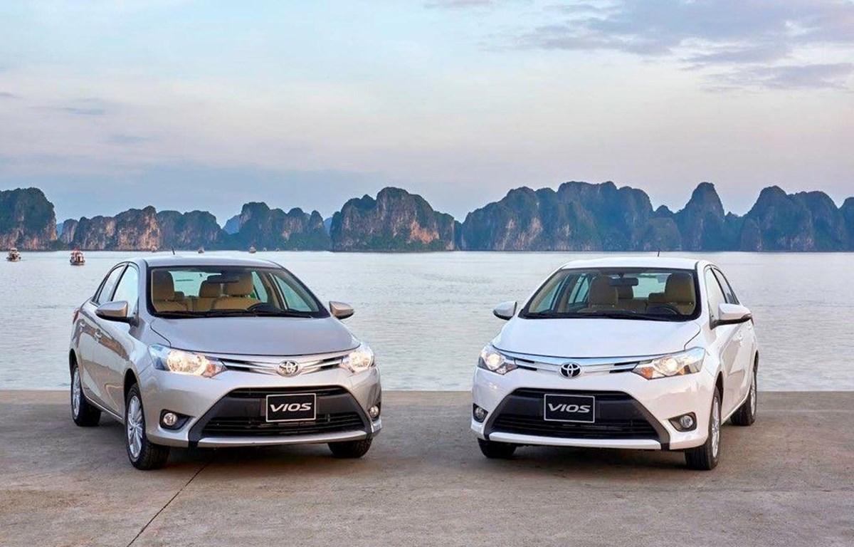 Đây không phải là lần đầu tiên các mẫu ôtô của Toyota bị triệu hồi bởi những vấn đề liên quan đến túi khí. (Ảnh minh hoạ)