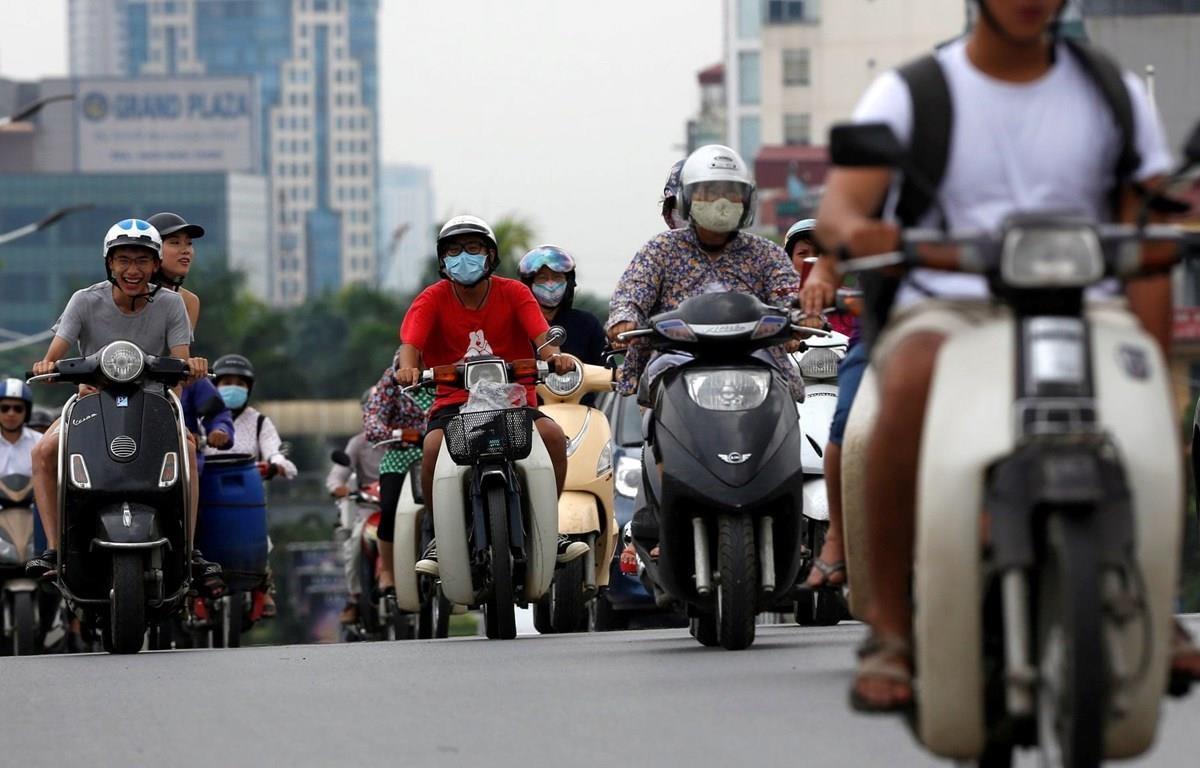 Dịch bệnh COVID-19 sẽ khiến thị trường xe máy Việt Nam mất đi cơ hội hồi phục sau bước sụt giảm trong năm 2019. (Ảnh minh hoạ: Reuters)