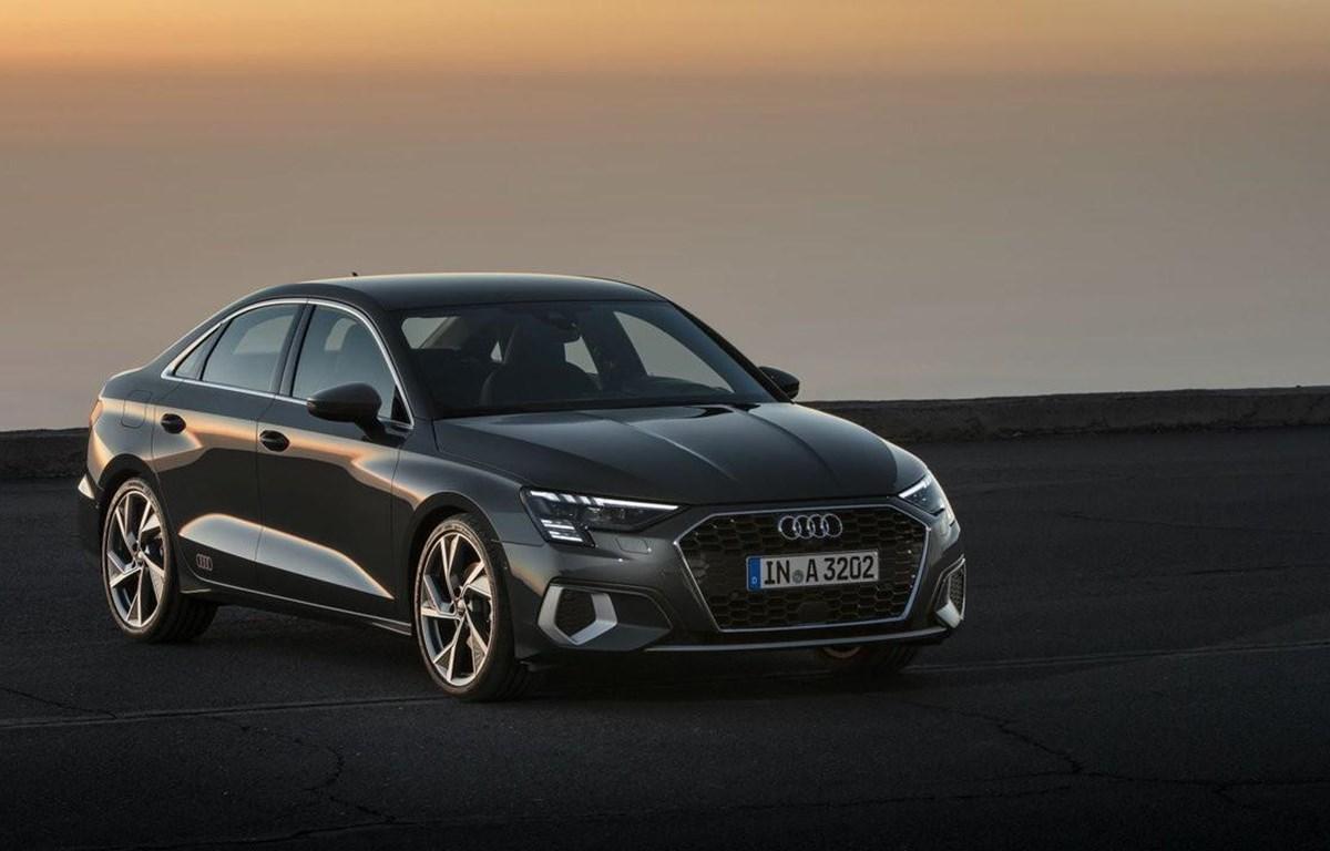 Audi A3 phiên bản mới. (Ảnh nguồn: Audi)