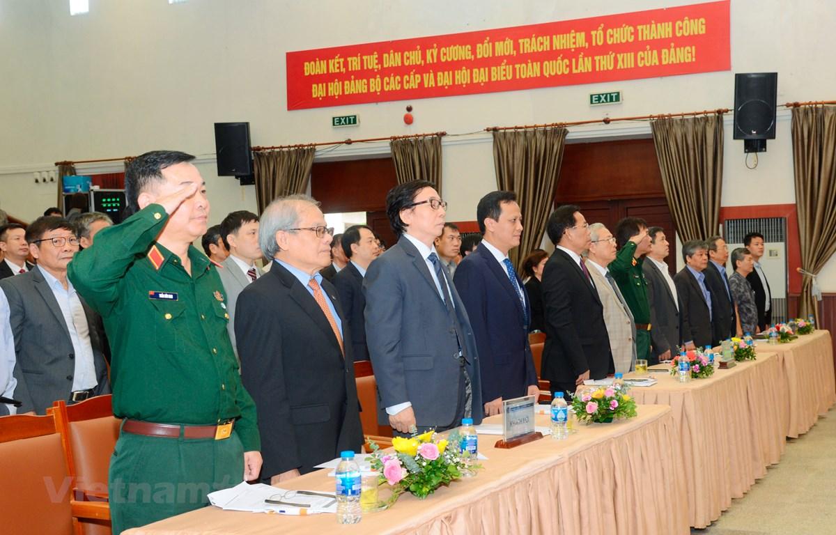 Các đại biểu tham dự đại hội. (Ảnh: PV/Vietnam+)