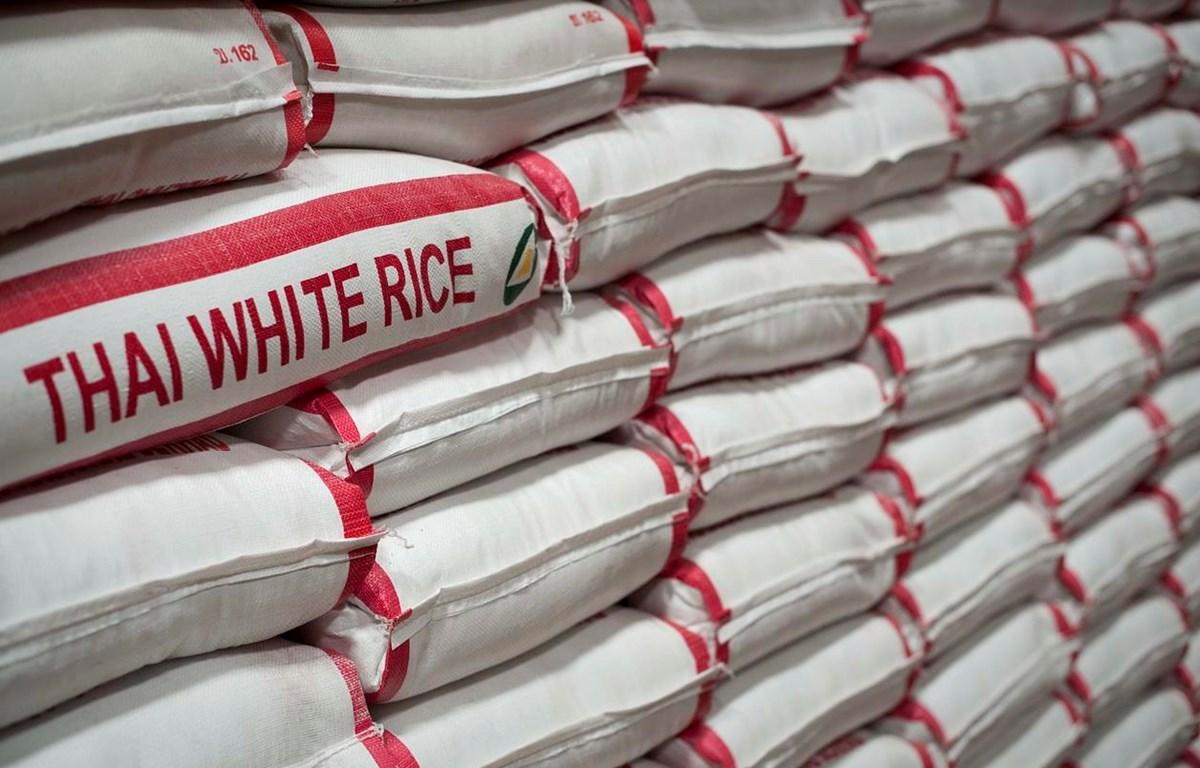 Gạo là mặt hàng xuất khẩu chủ lực của Thái Lan. (Nguồn: AFP)