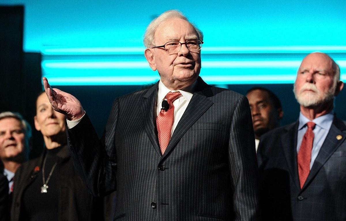 Tỷ phú Warren Buffett. (Nguồn: Wireimage)
