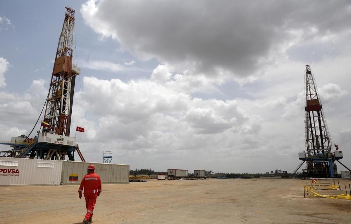 Mỏ khai thác dấu khí thuộc Tập đoàn dầu khí quốc gia Venezuela. (Nguồn: Reuters)