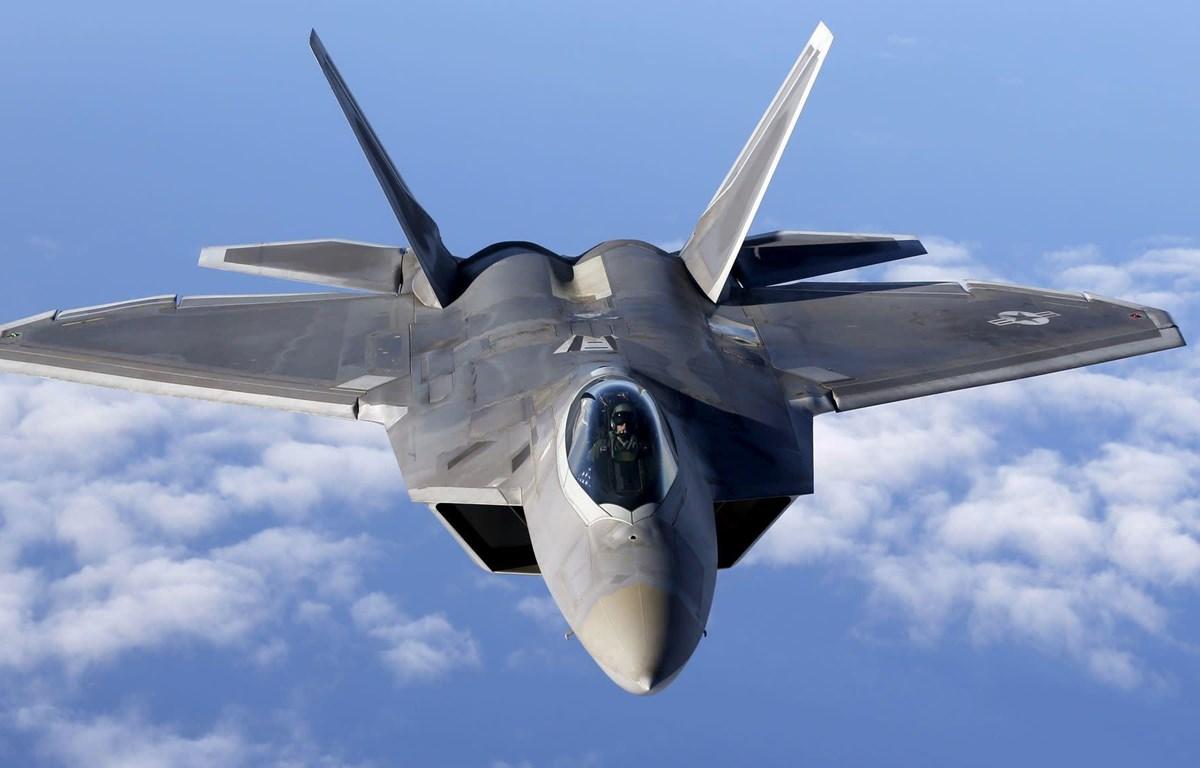 Máy bay chiến đấu F-35. (Nguồn: Reuters)