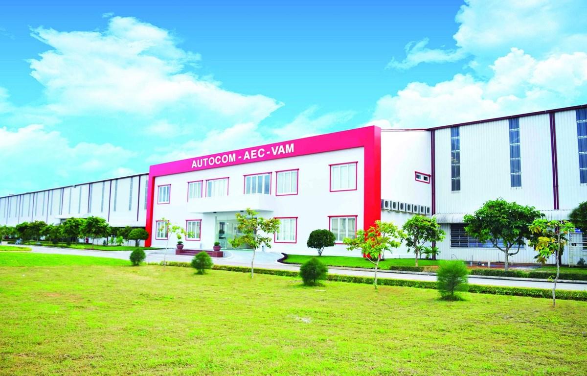 Nhà máy sản xuất ghế ôtô Autocom của THACO. (Nguồn: THACO)