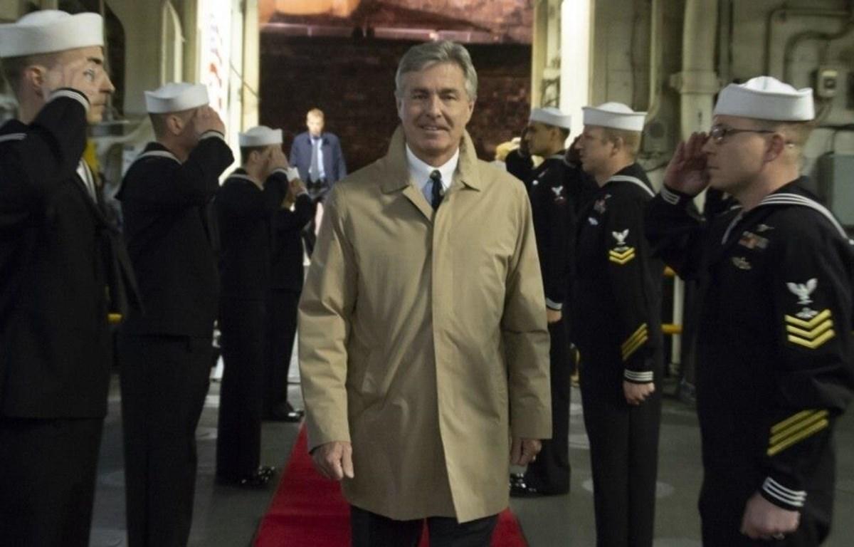 Tân Bộ trưởng Hải quân Mỹ Kenneth Braithwaite. (Nguồn: Hải quân Mỹ)