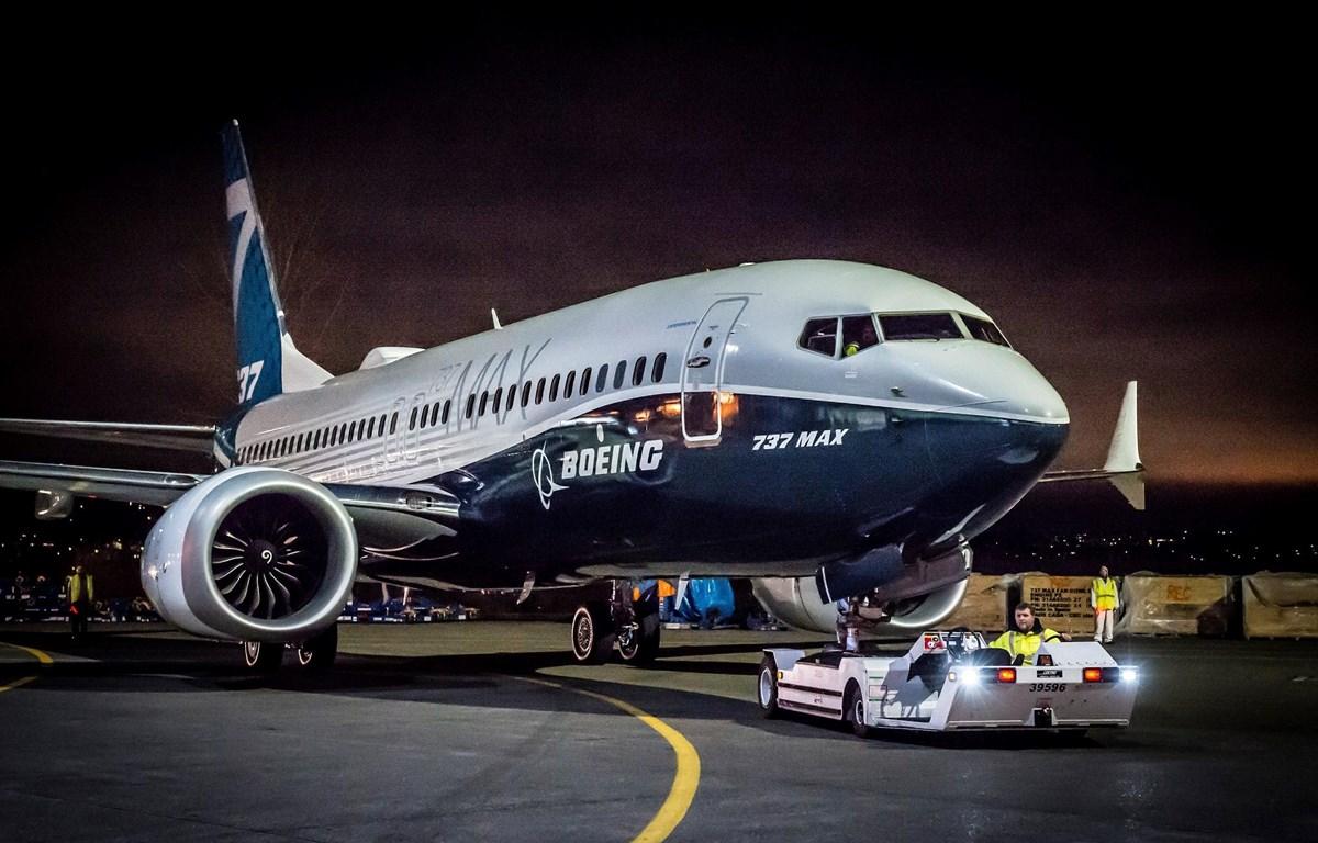 Máy bay Boeing 737 MAX. (Nguồn: Boeing)