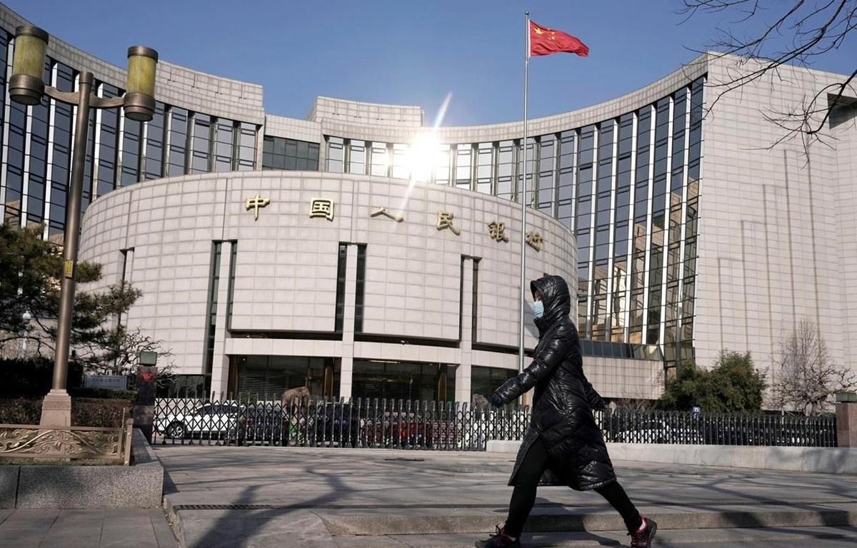 Ngân hàng Nhân dân Trung Quốc. (Nguồn: Reuters)