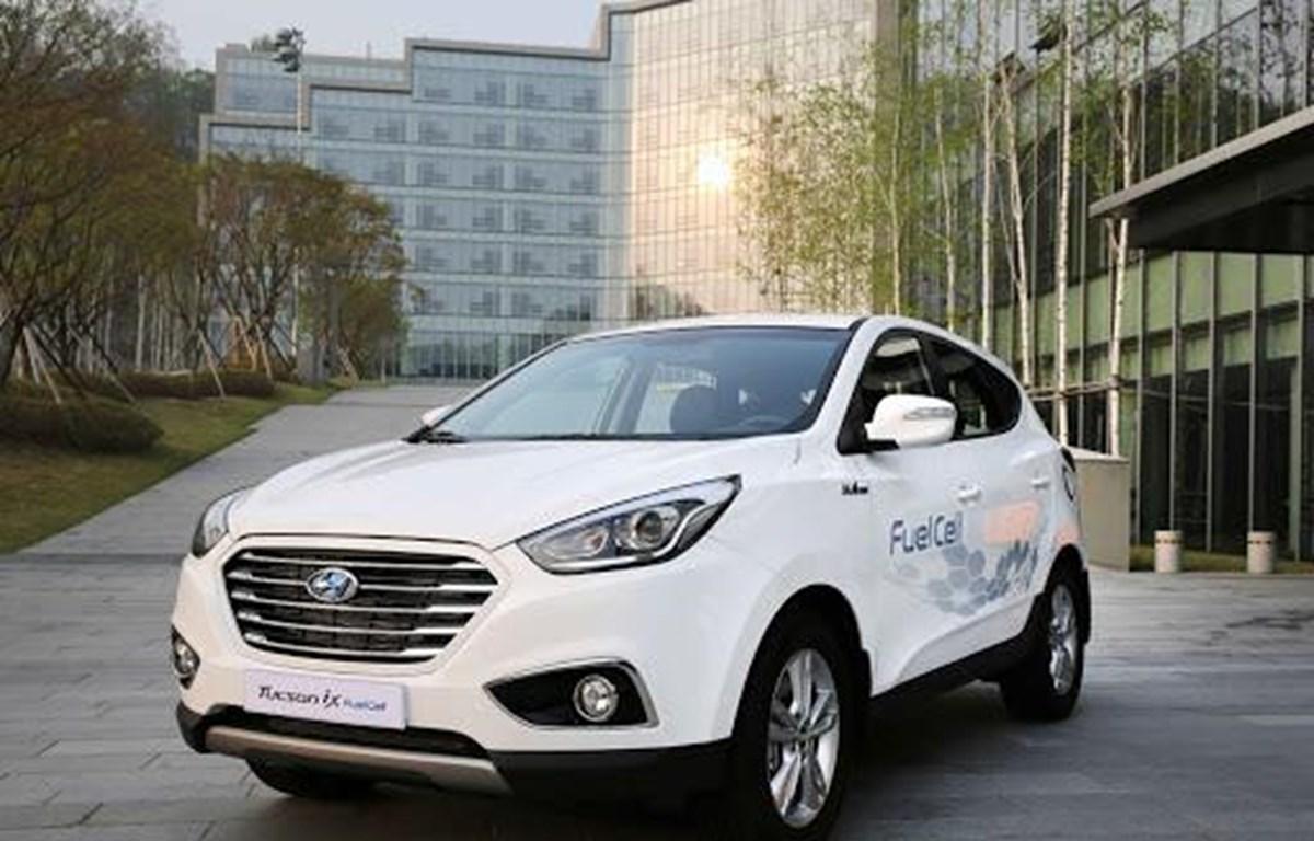 Một dòng xe thân thiện với môi trường. (Nguồn: Hyundai)