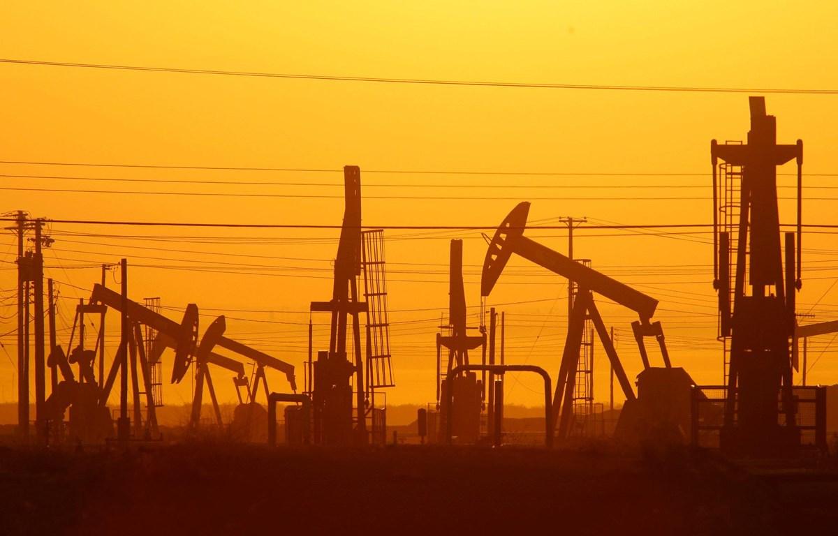 Một mỏ dầu tại Texas, Mỹ. (Nguồn: Getty Images)