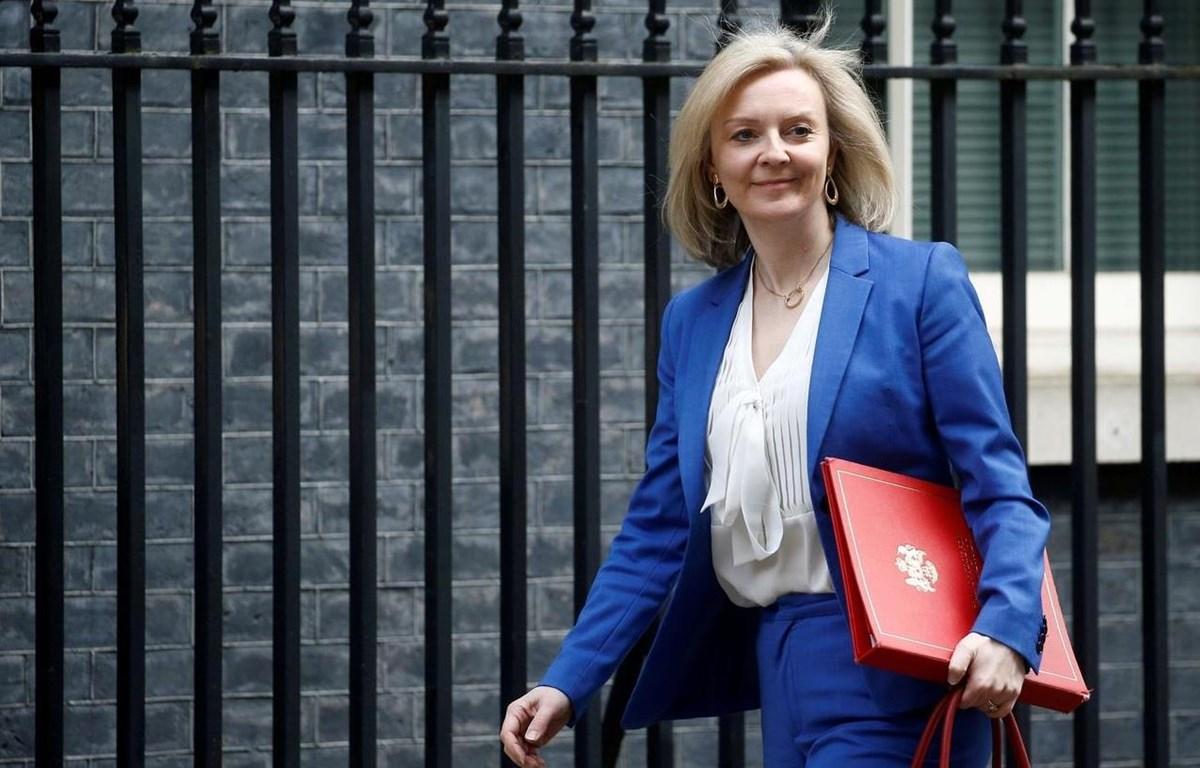 Bộ trưởng Thương mại Quốc tế Vương quốc Anh Elizabeth Truss. (Nguồn: Reuters)