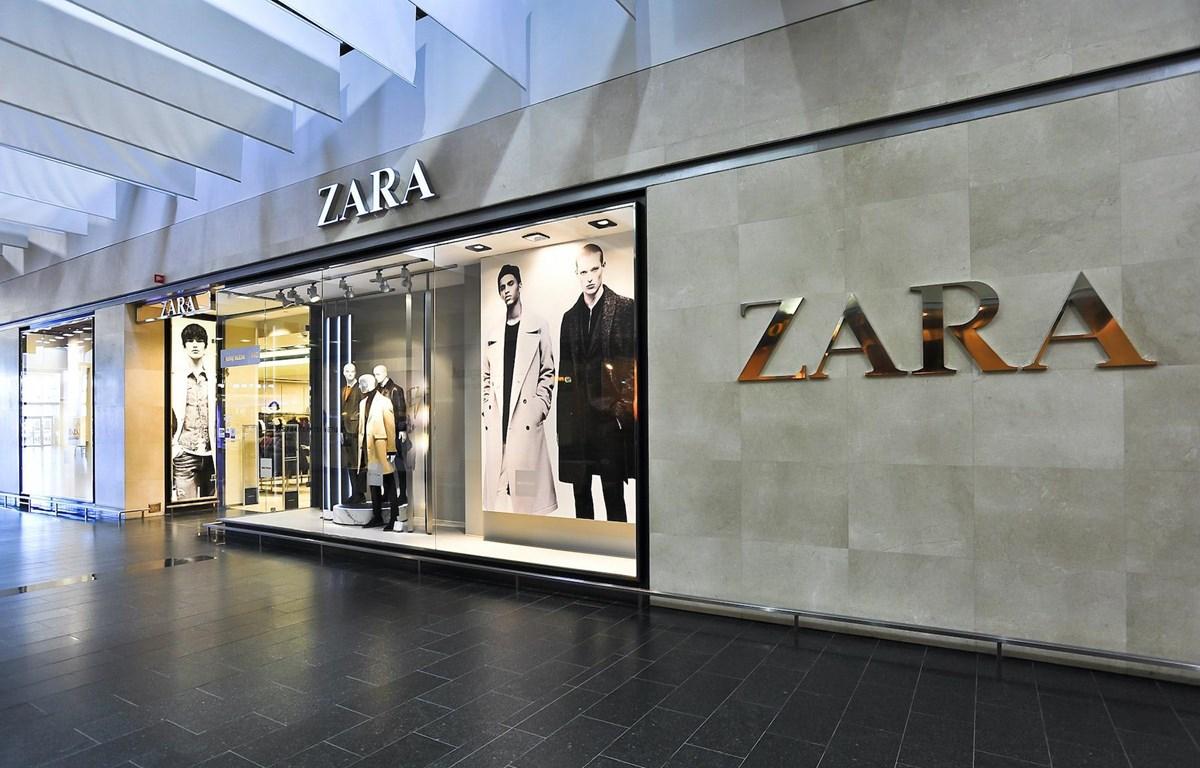 Một cửa hàng thời trang Zara. (Nguồn: Shutterstock)