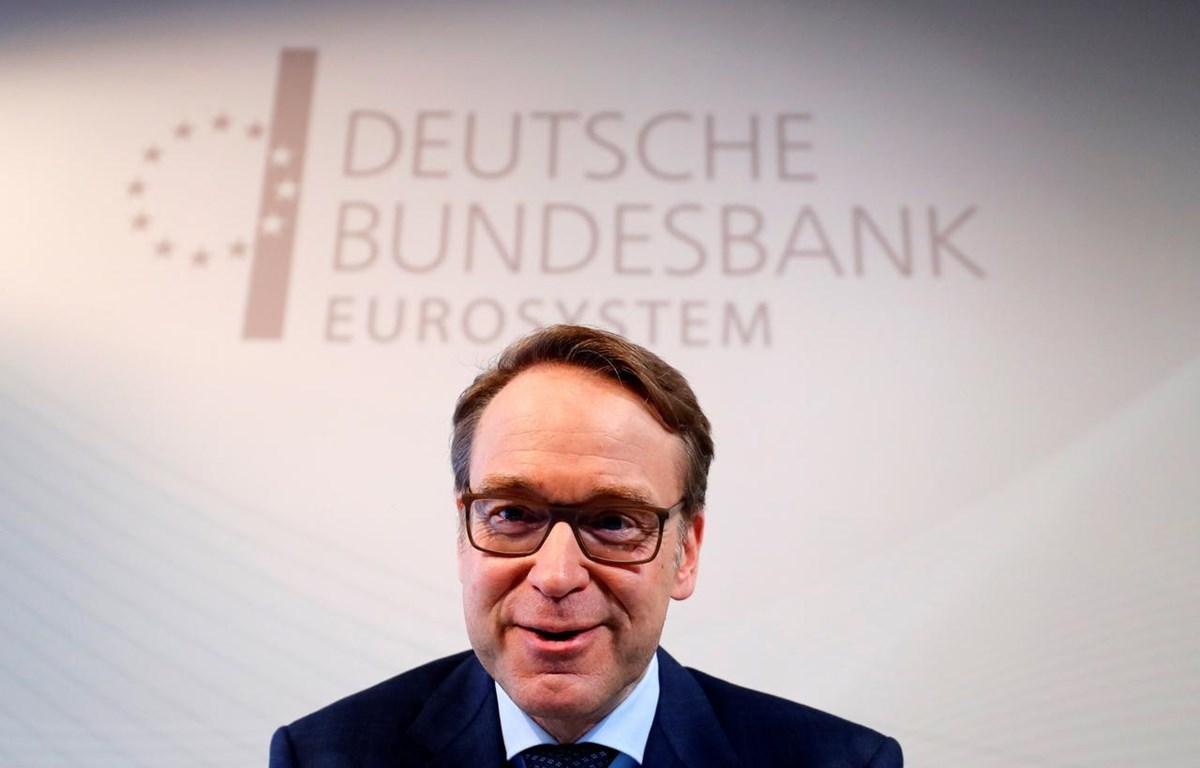 Thống đốc ngân hàng trung ương Đức Jens Weidmann. (Nguồn: Reuters)