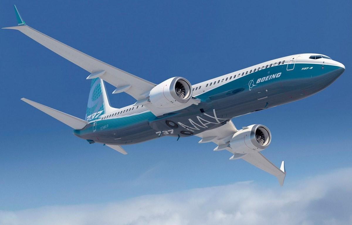 Dòng mấy bay Boeing 737 MAX. (Nguồn: Boeing)