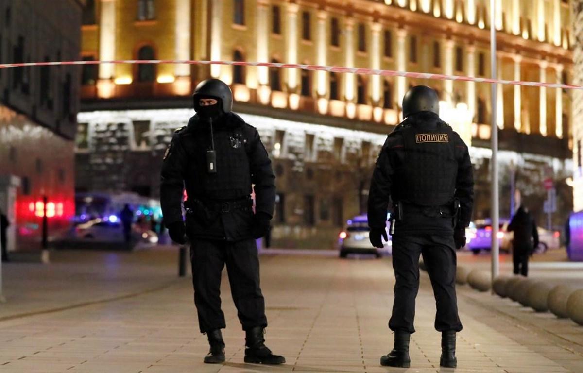 Lực lượng an ninh Liên bang Nga đã tiêu diệt đối tượng có kế hoạch tấn công khủng bố. (Nguồn: TASS)