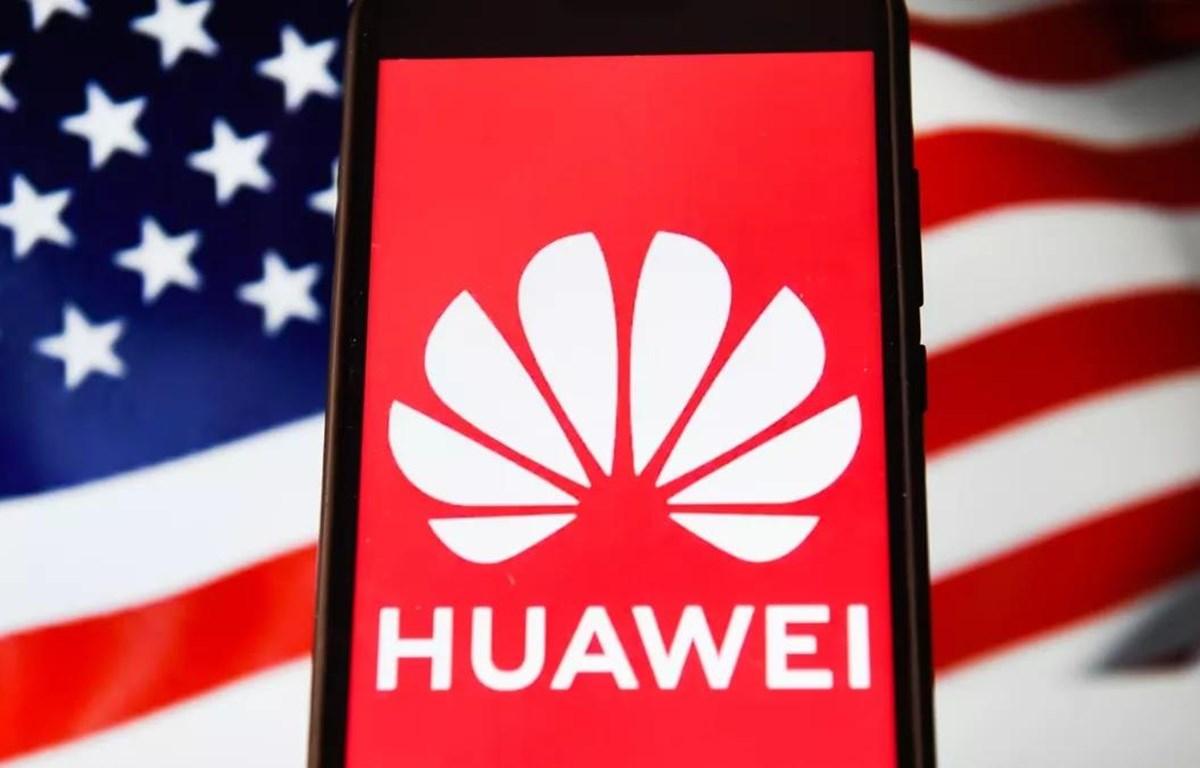 Các thiết bị của Huawei bị cấm tại Mỹ. (Nguồn: Getty Images)