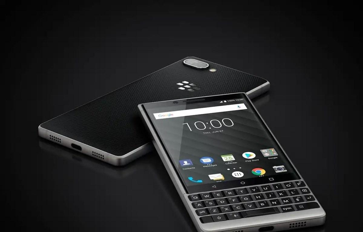 BlackBerry sẽ tái xuất bằng mẫu smartphone kết nối 5G vào năm 2021. (Nguồn: TCL)