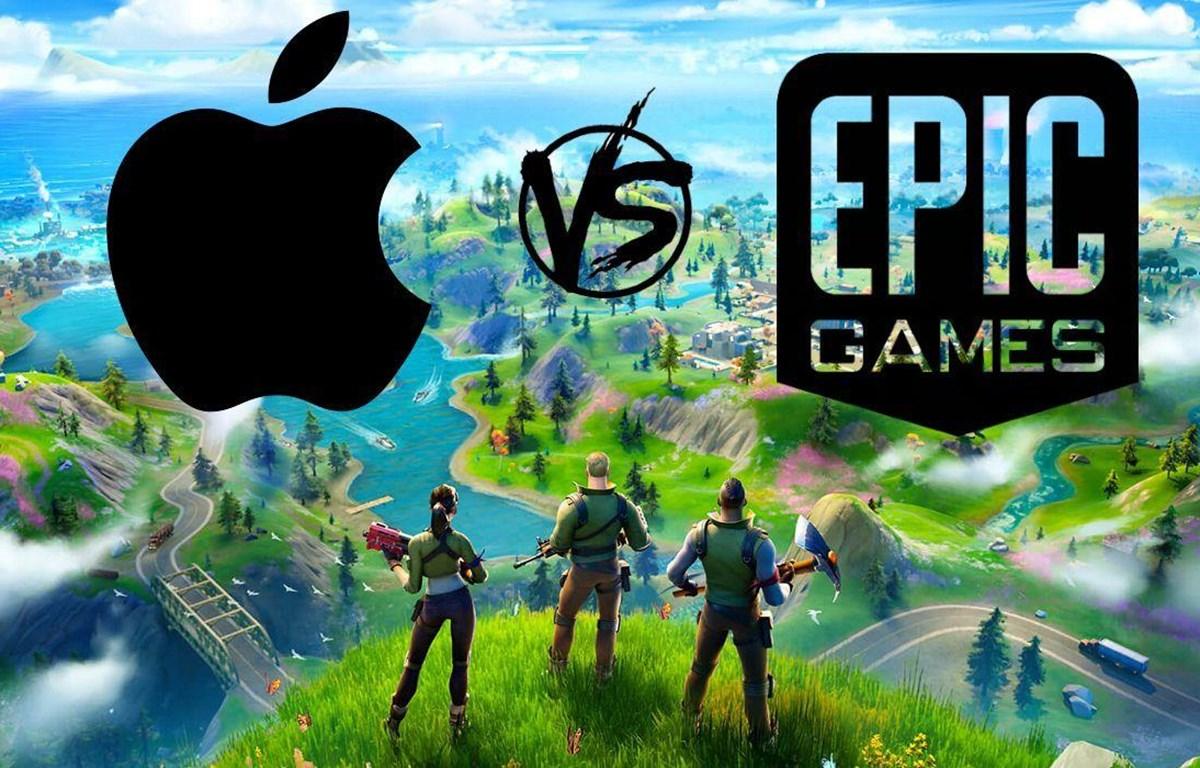 Cuộc chiến pháp lý giữa Apple và Epic Games sẽ tác đông mạnh tới các nhà sản xuất game. (Nguồn: earlygame.com)