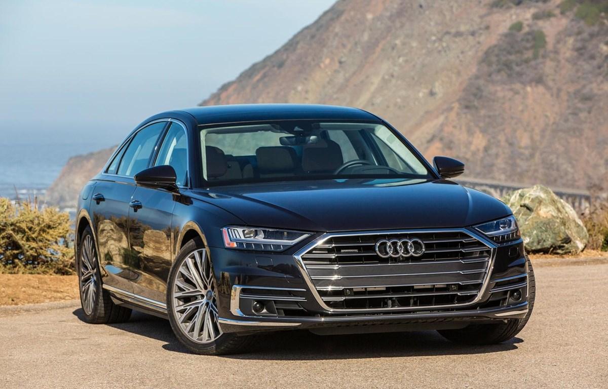 Các xe Audi A8 và S8 sản xuất trong giai đoạn 15/6/2012-5/10/2017 sẽ phải triệu hồi do nguy cơ xảy ra cháy nổ. (Nguồn: CarBuzz)