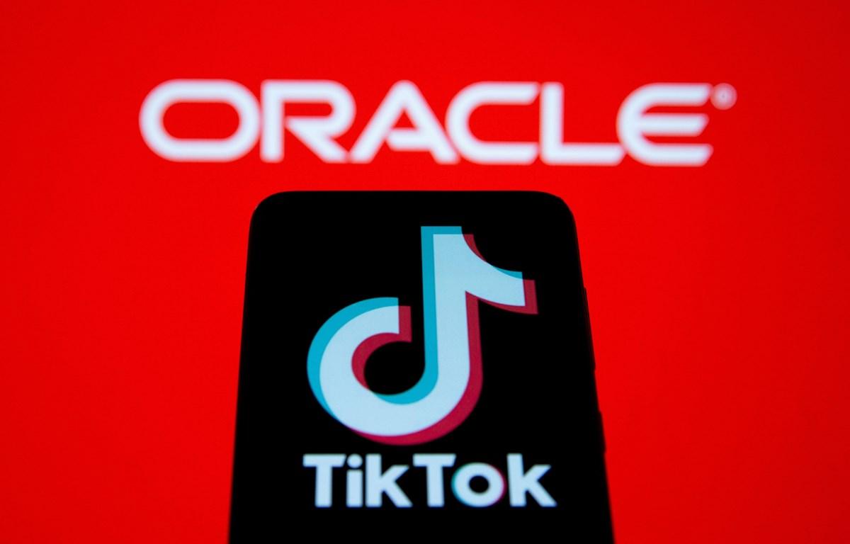 Oracle đang đàm phán mua lại hoạt động của Tiktok tại Mỹ. (Nguồn: Reuters)