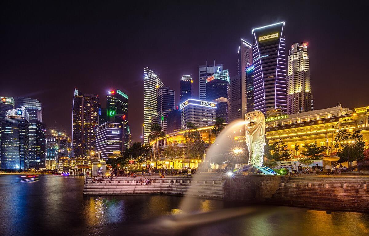 Thành phố thông minh Singapore. (Nguồn: smartcity.press)