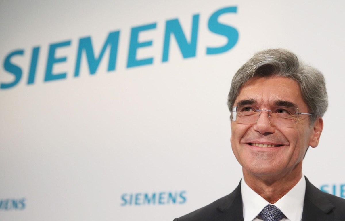 Chủ tịch tập đoàn Siemens Joe Kaeser. (Nguồn: Getty Images)