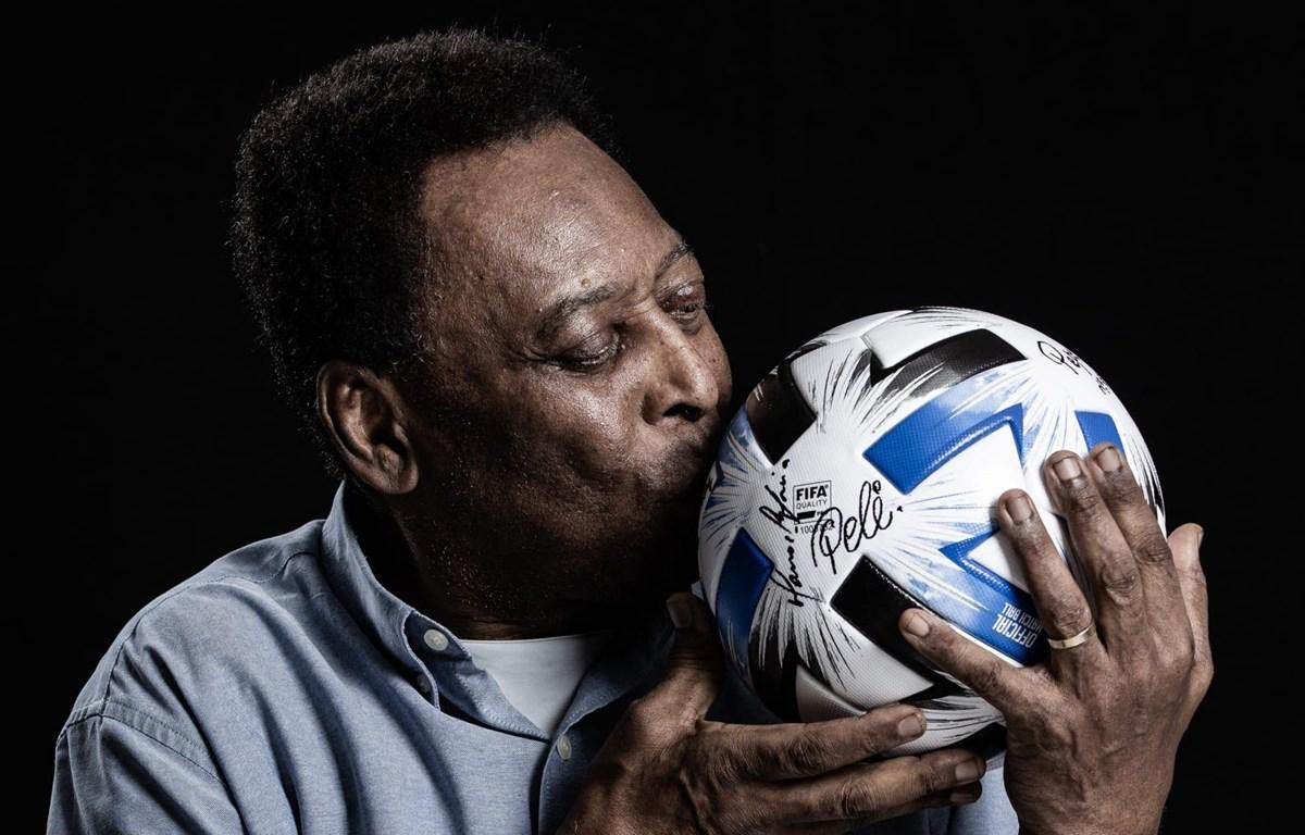 Vua bóng đá Pele. (Nguồn: fifa.com)