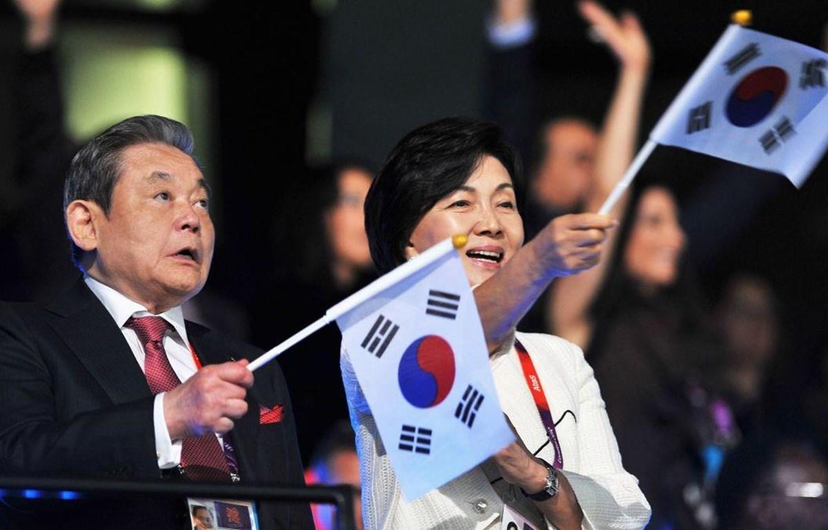 Cố Chủ tịch Samsung Lee Kun-hee. (Nguồn: CNN)