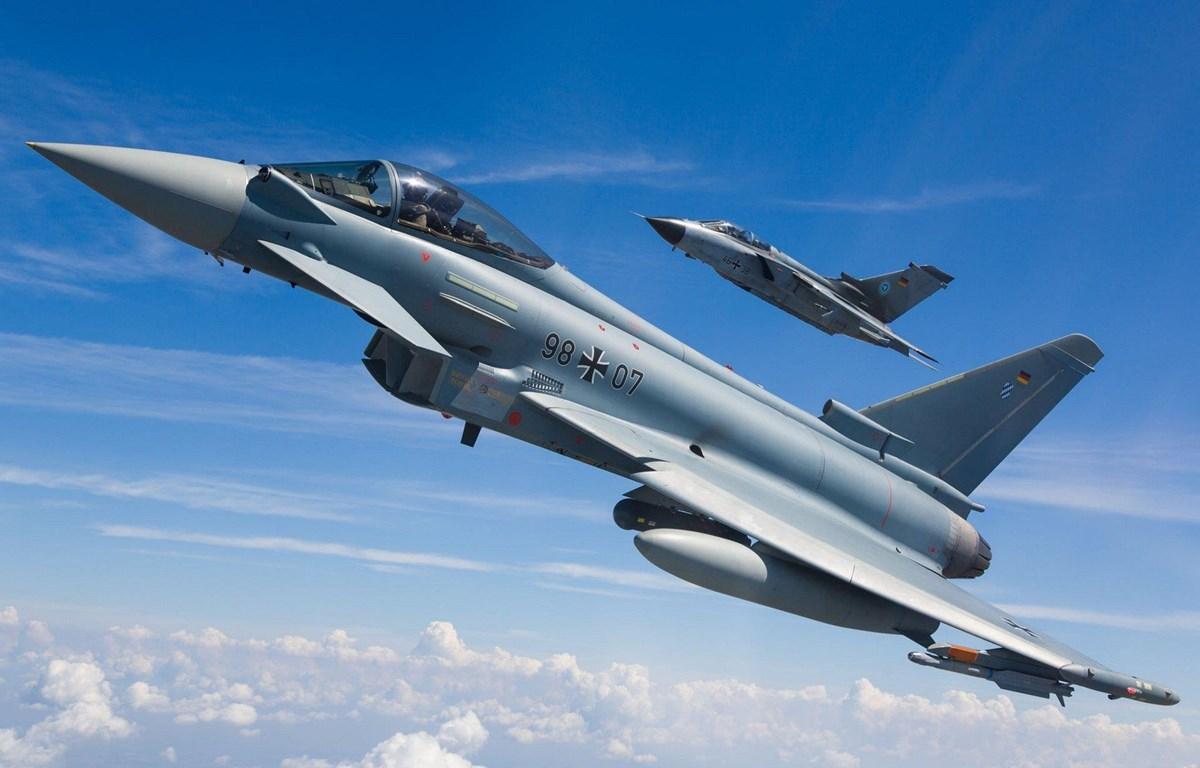 Máy bay tiêm kích Eurofighter. (Nguồn: Airbus)